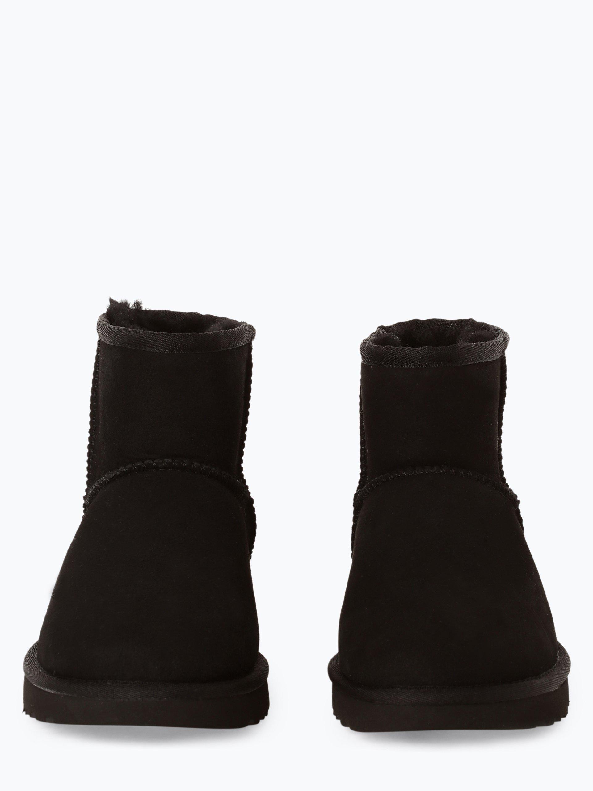 UGG Damen Boots aus Leder - Classic Mini II