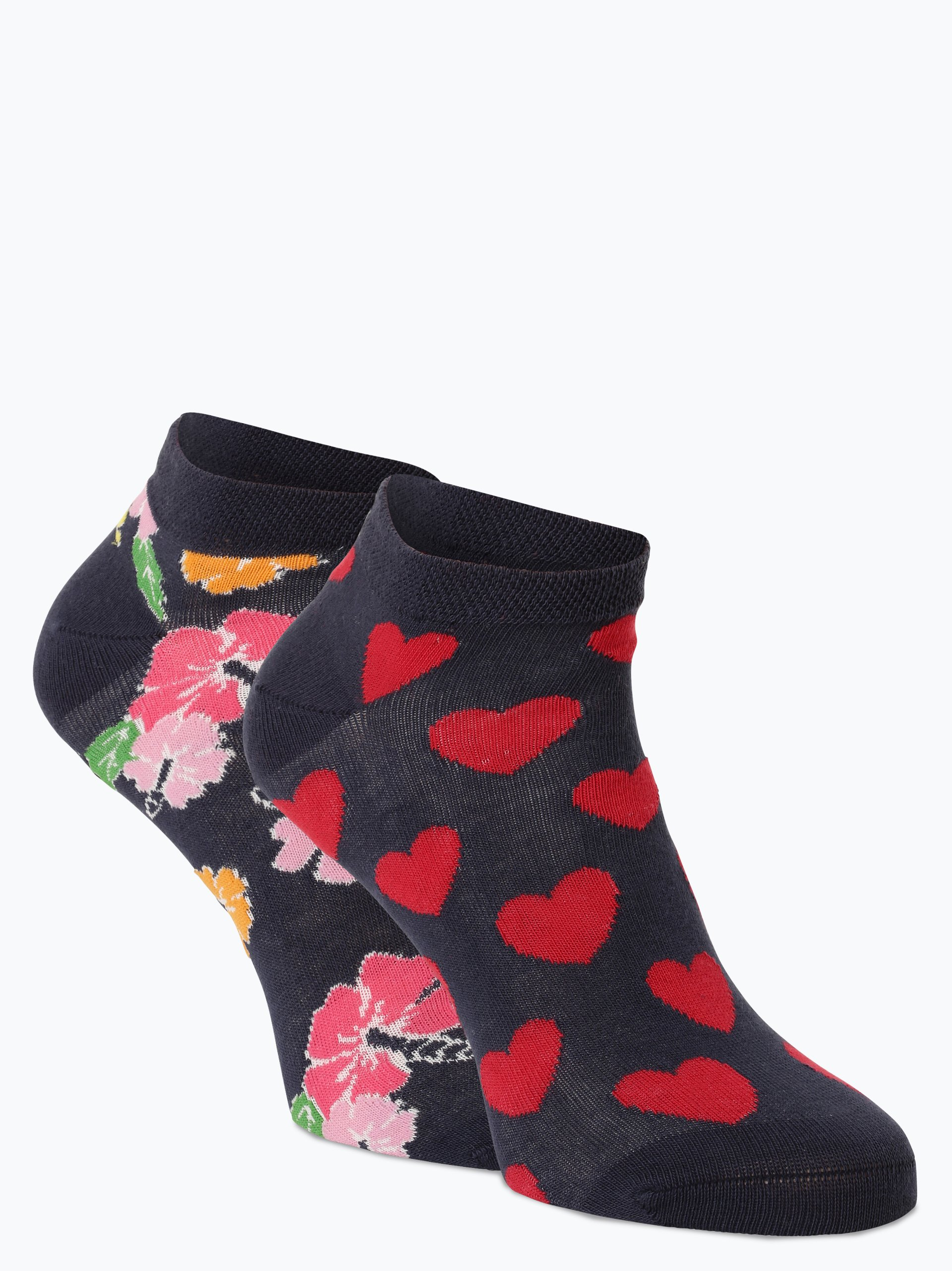 Unabux Feinstrick-Socken im 2er-Pack