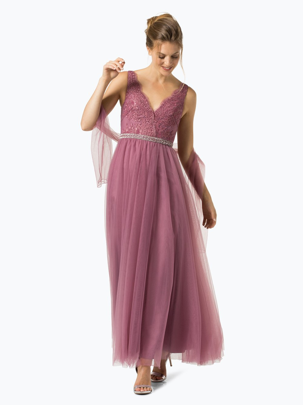 قبو مربى مطاط النقود abendkleid unique