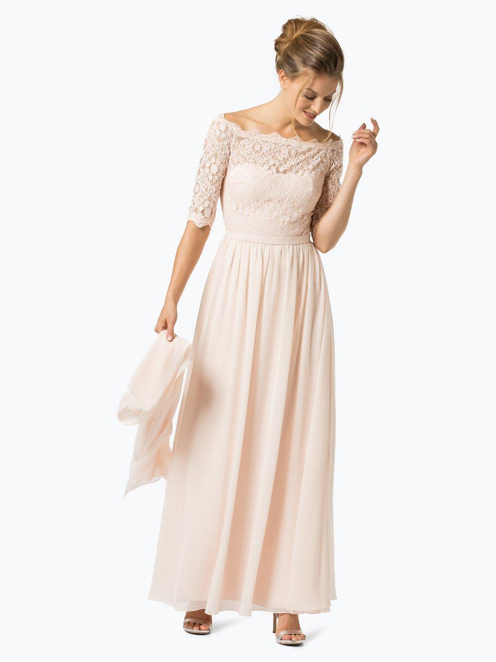 Unique Damen Abendkleid mit Stola online kaufen  VANGRAAF.COM