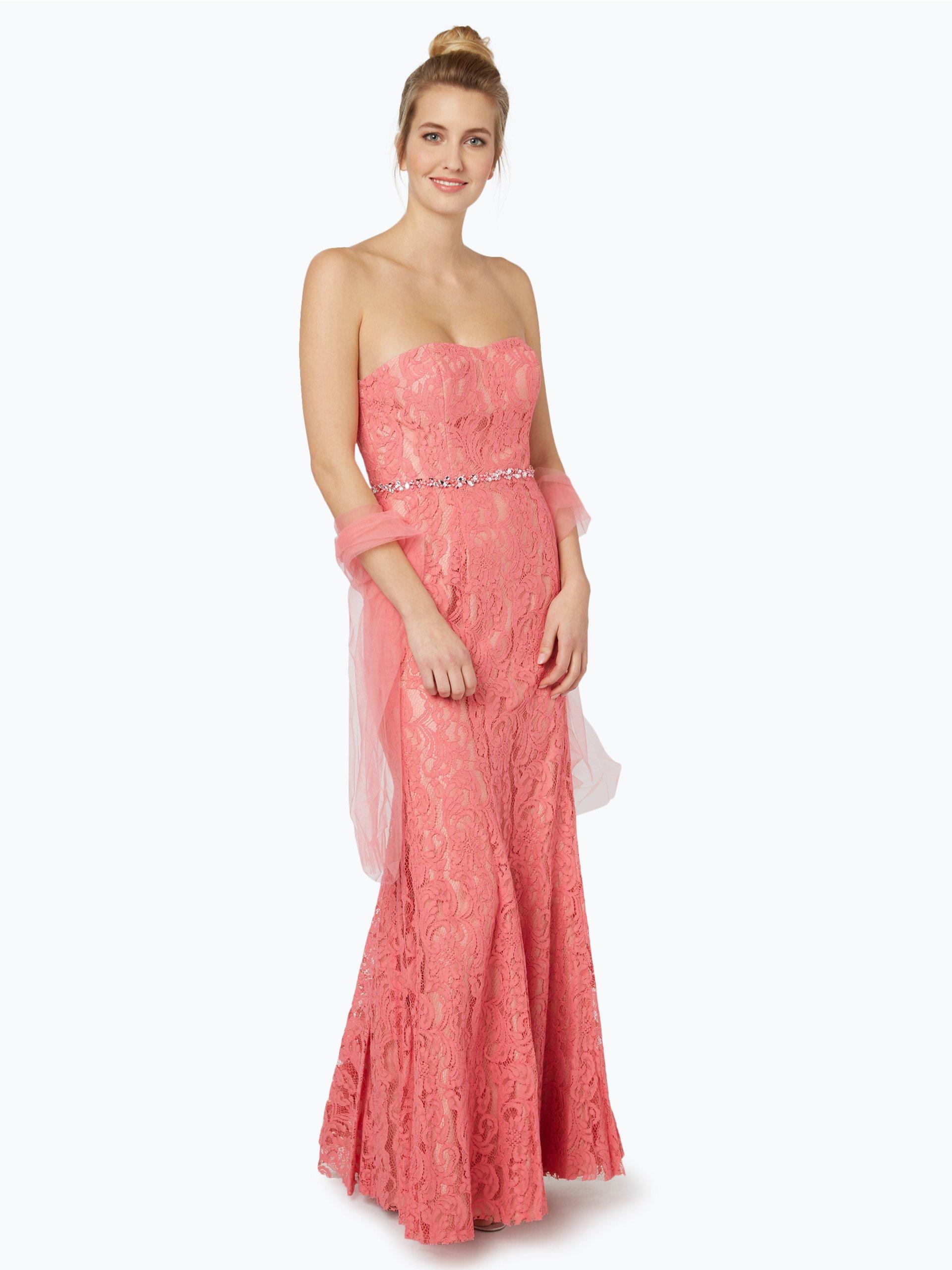Ziemlich Abendkleider Korallen Bilder - Brautkleider Ideen ...