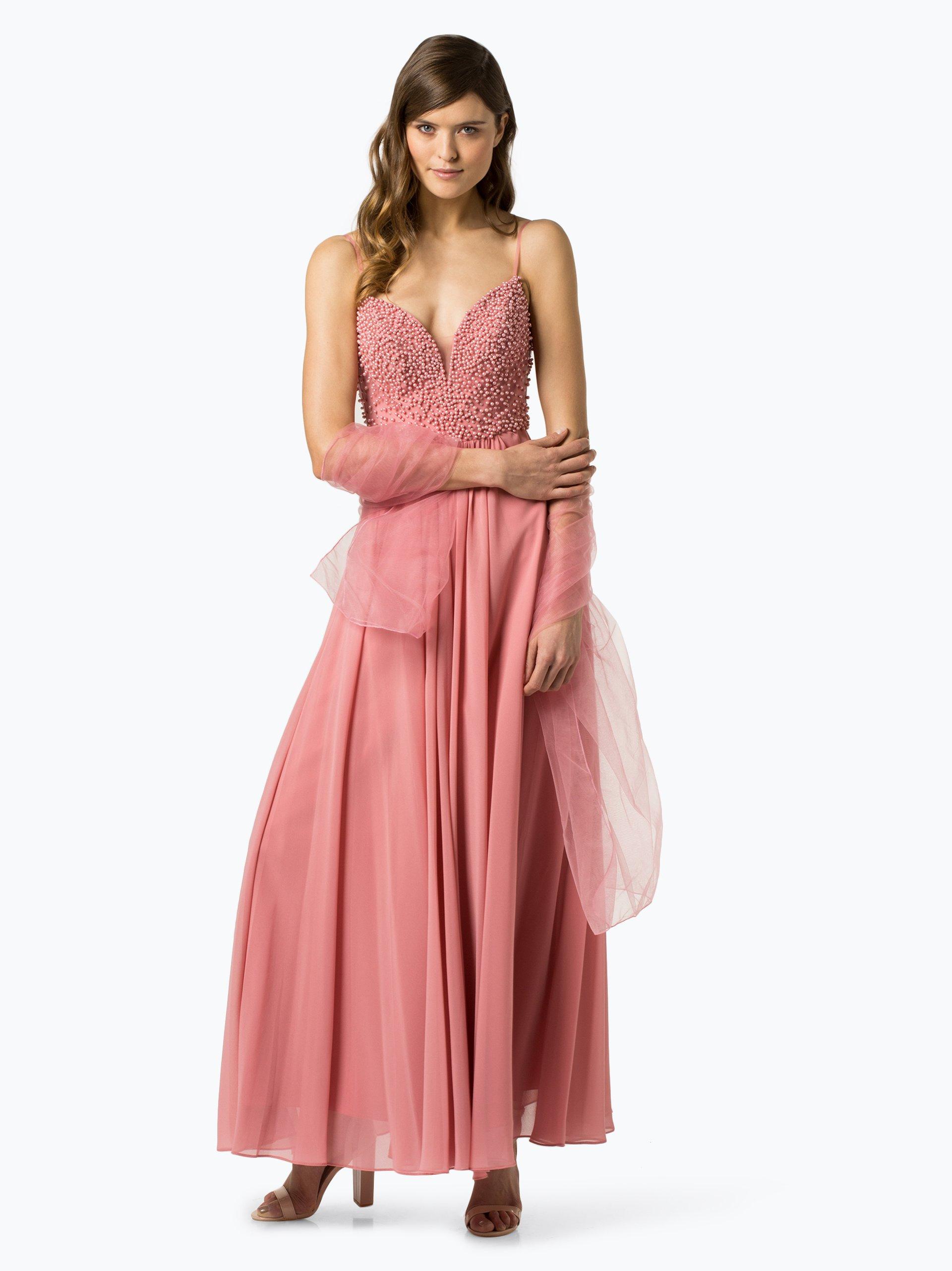 Unique Damen Abendkleid mit Stola online kaufen | PEEK-UND ...