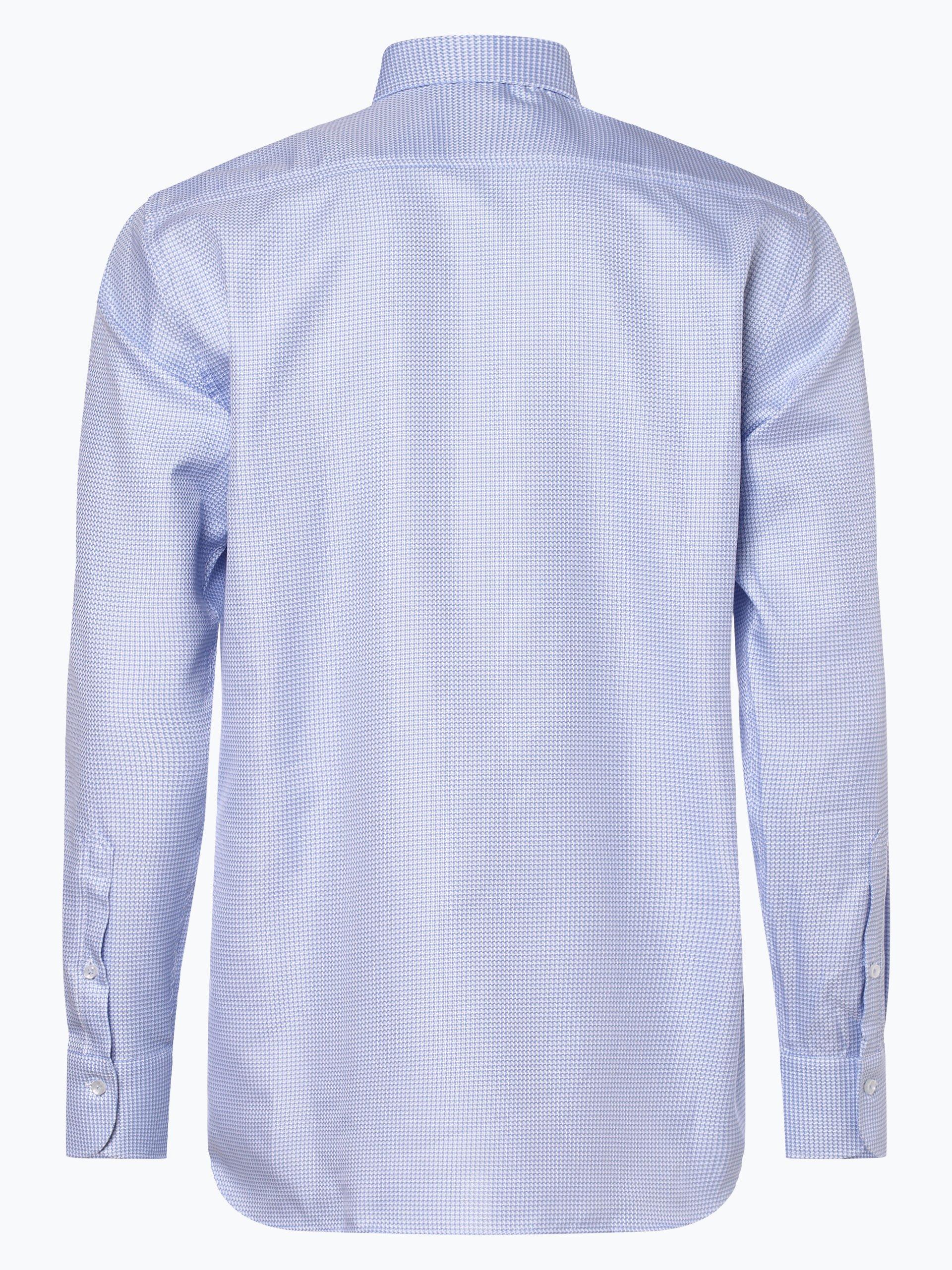 Van Graaf Herren Hemd mit Einstecktuch