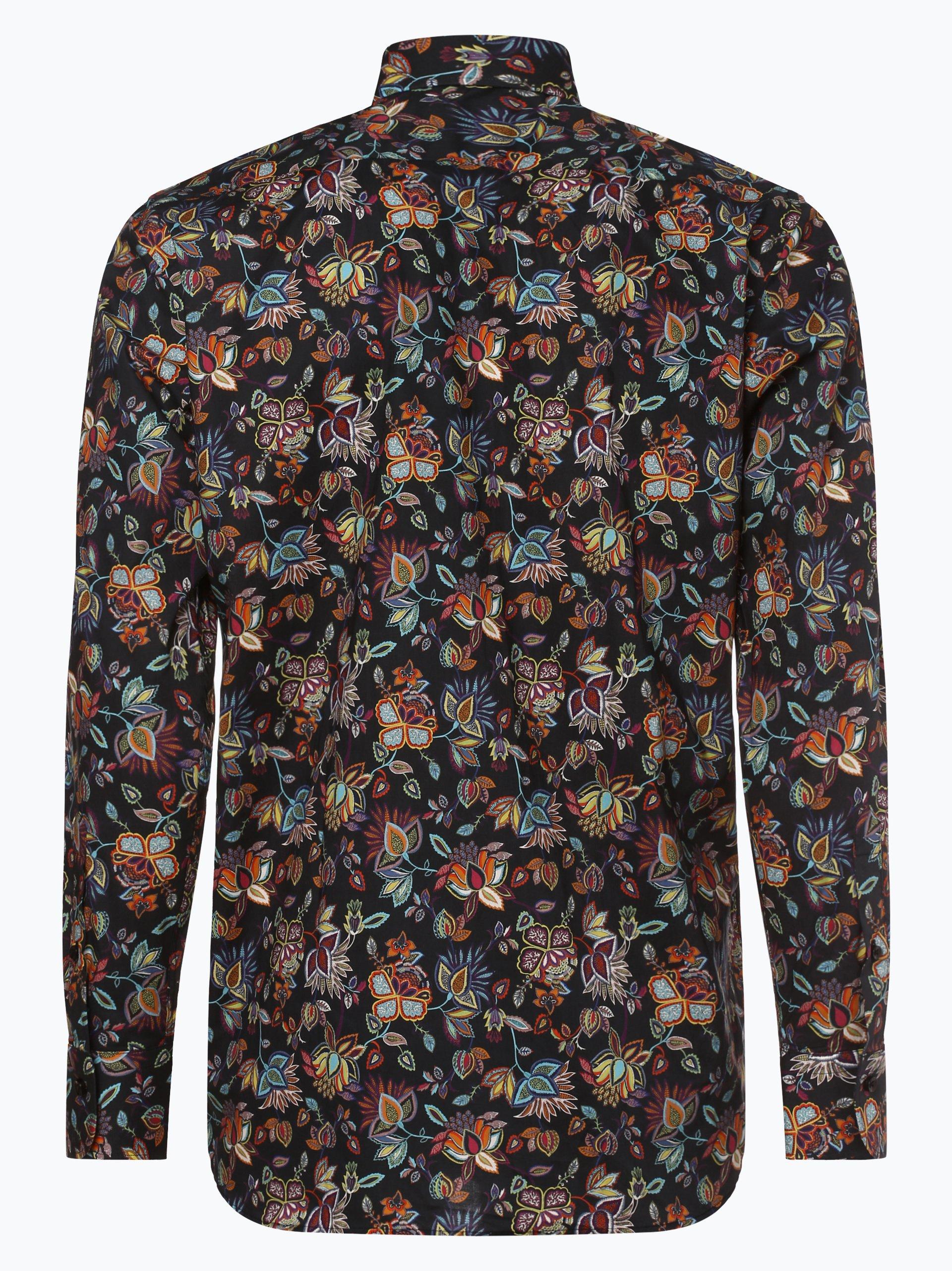 Van Graaf Męska koszula z poszetką