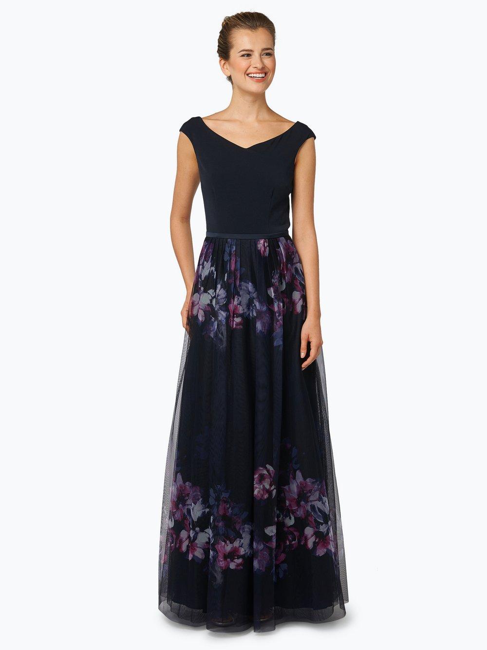 vera mont collection damen abendkleid online kaufen   peek