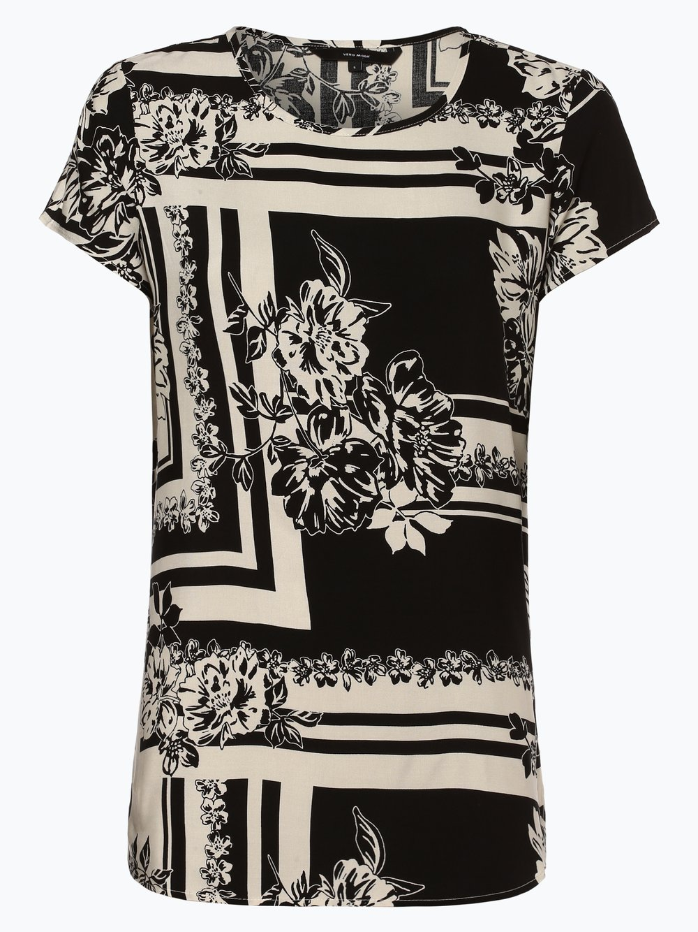 vero moda damen t-shirt online kaufen | peek-und-cloppenburg.de