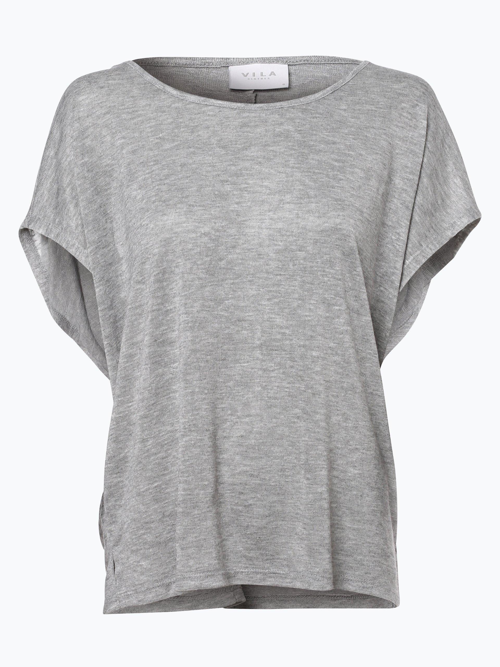 Vila T-shirt damski – Visumi