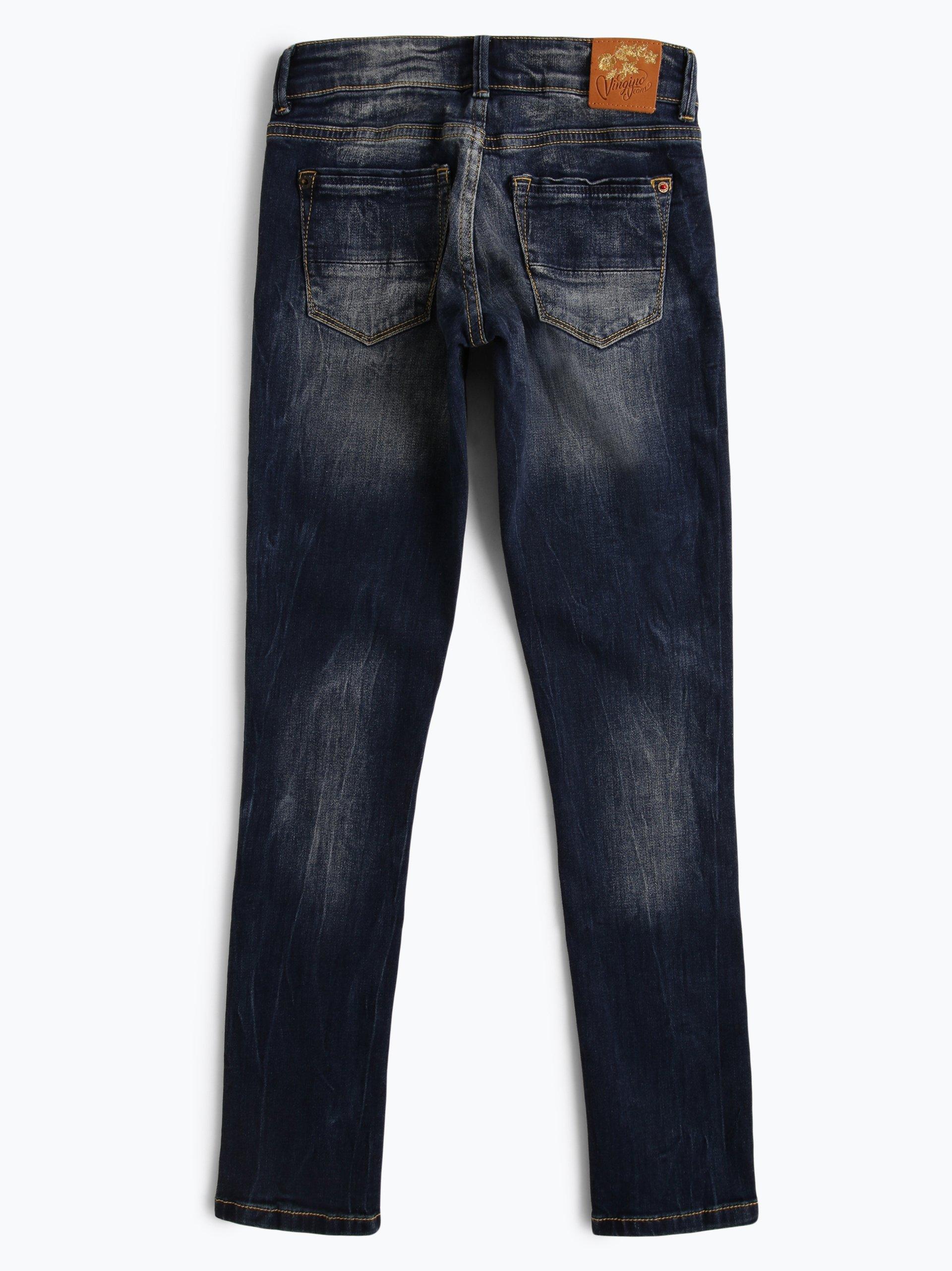 Vingino Mädchen Jeans Slim Fit - Amadea