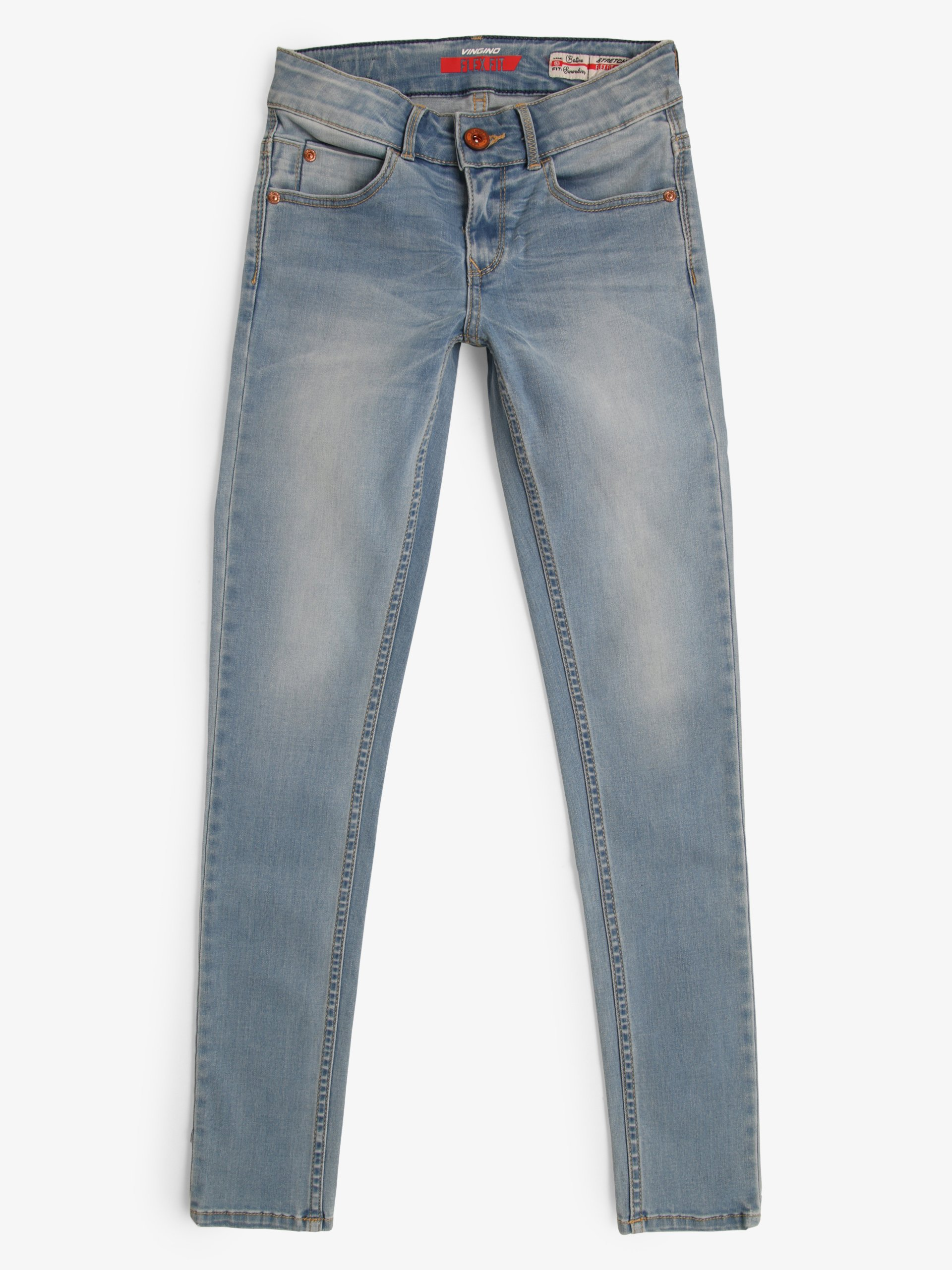 Vingino Mädchen Jeans Super Skinny Fit - Bettine
