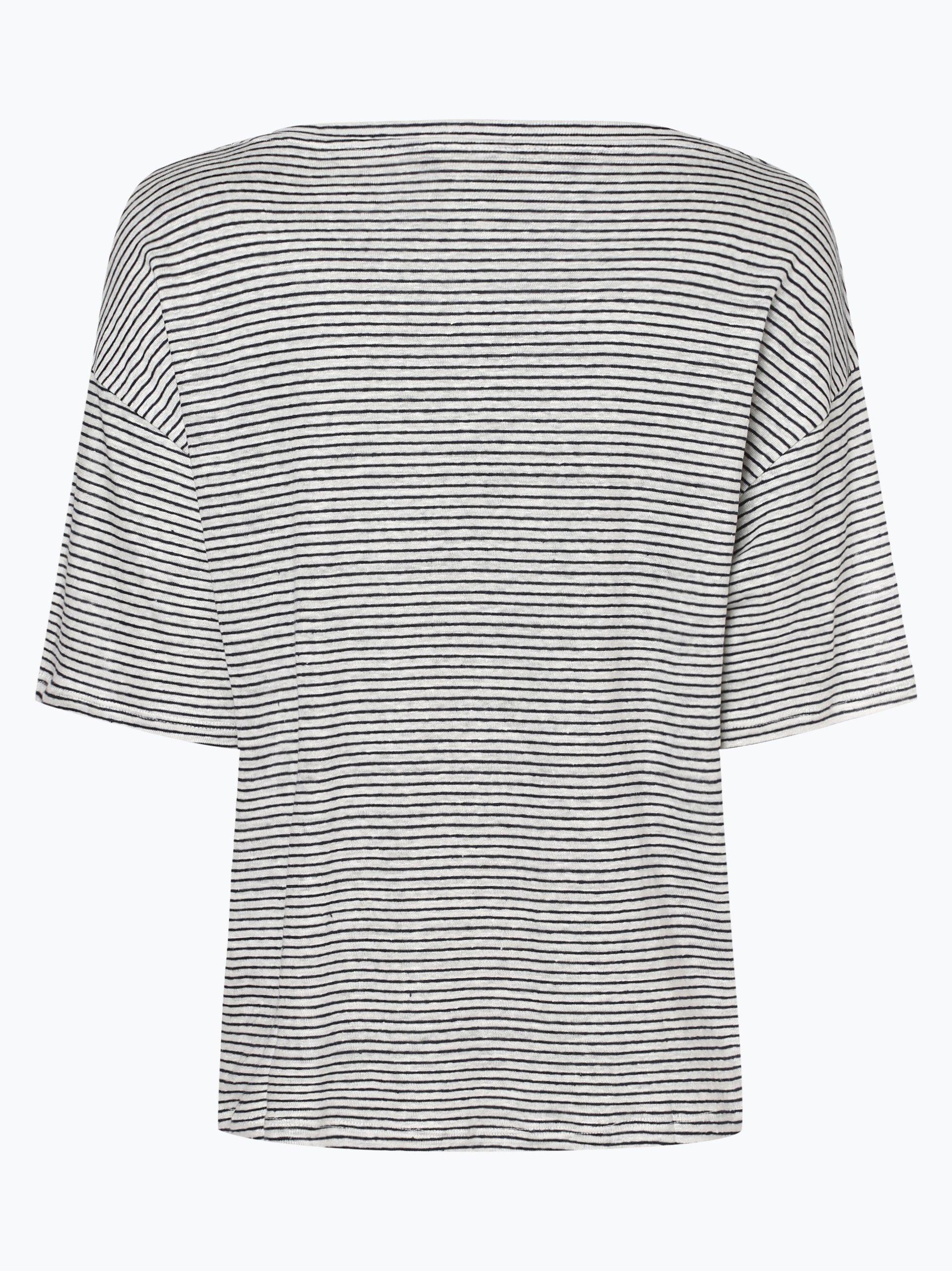 Weekend Max Mara Damen T-Shirt aus Leinen