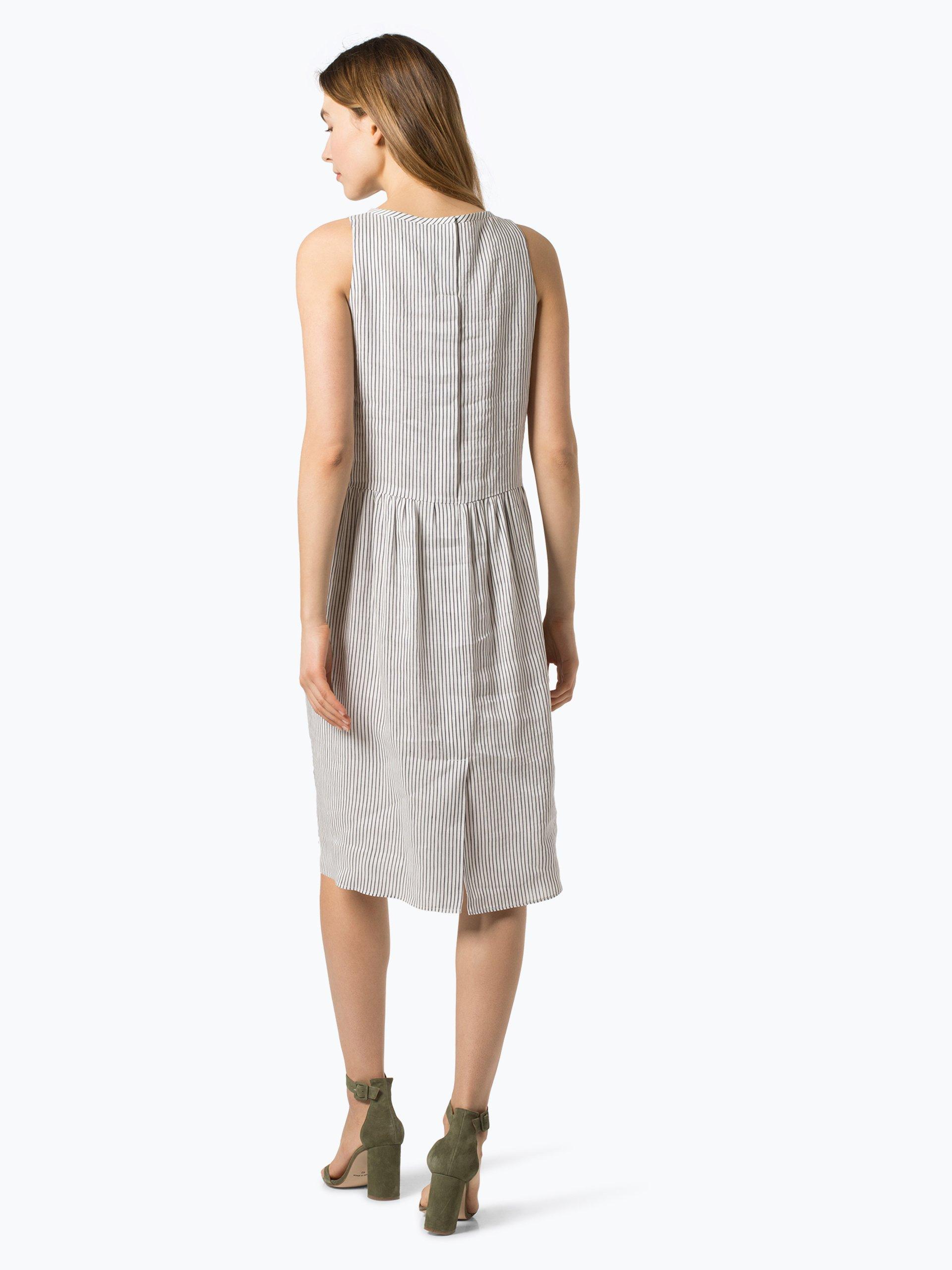 Weekend MaxMara Damen Kleid aus Leinen-Seiden-Mix