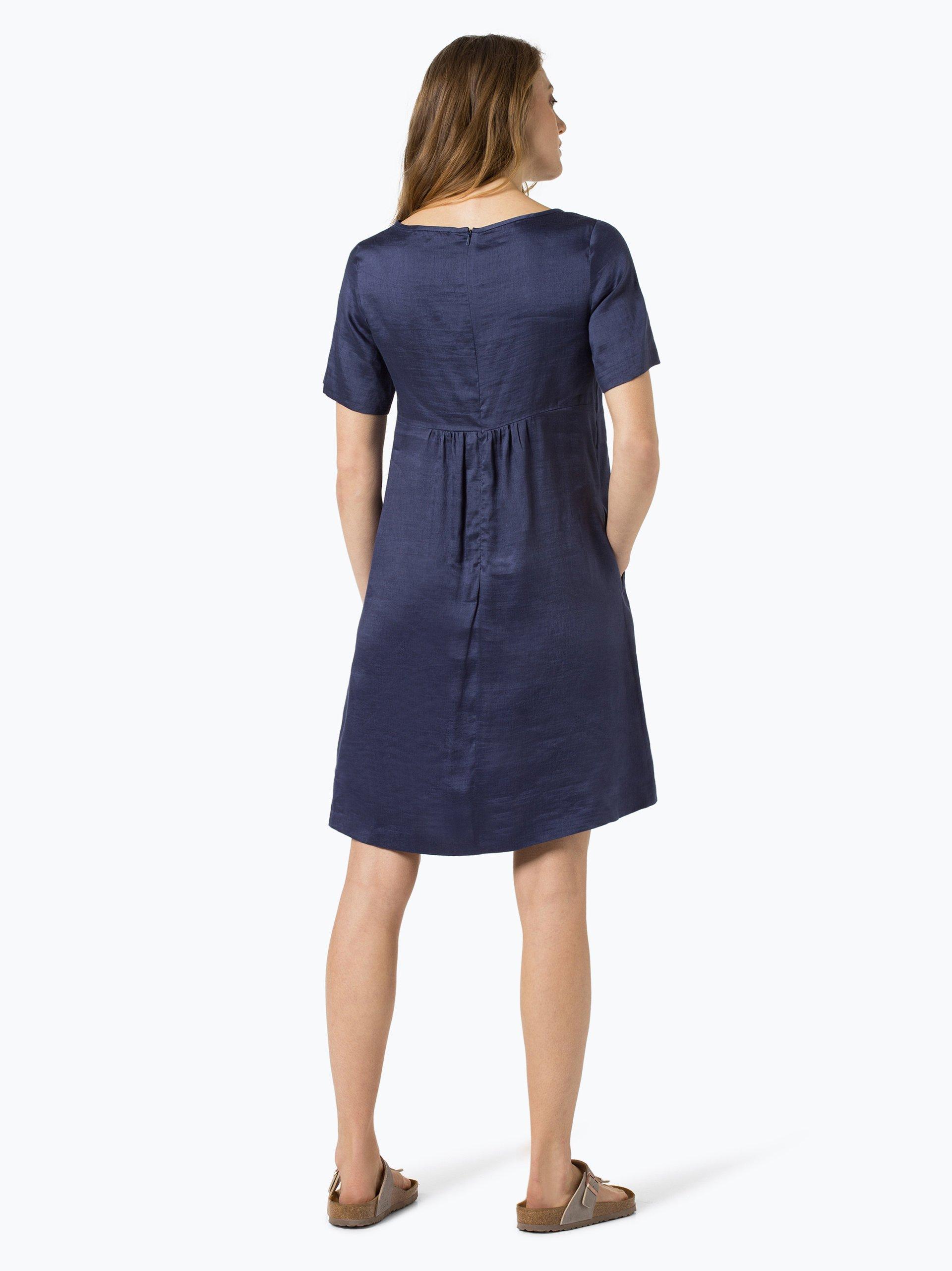 Weekend MaxMara Damen Kleid mit Leinen- und Seiden-Anteil ...