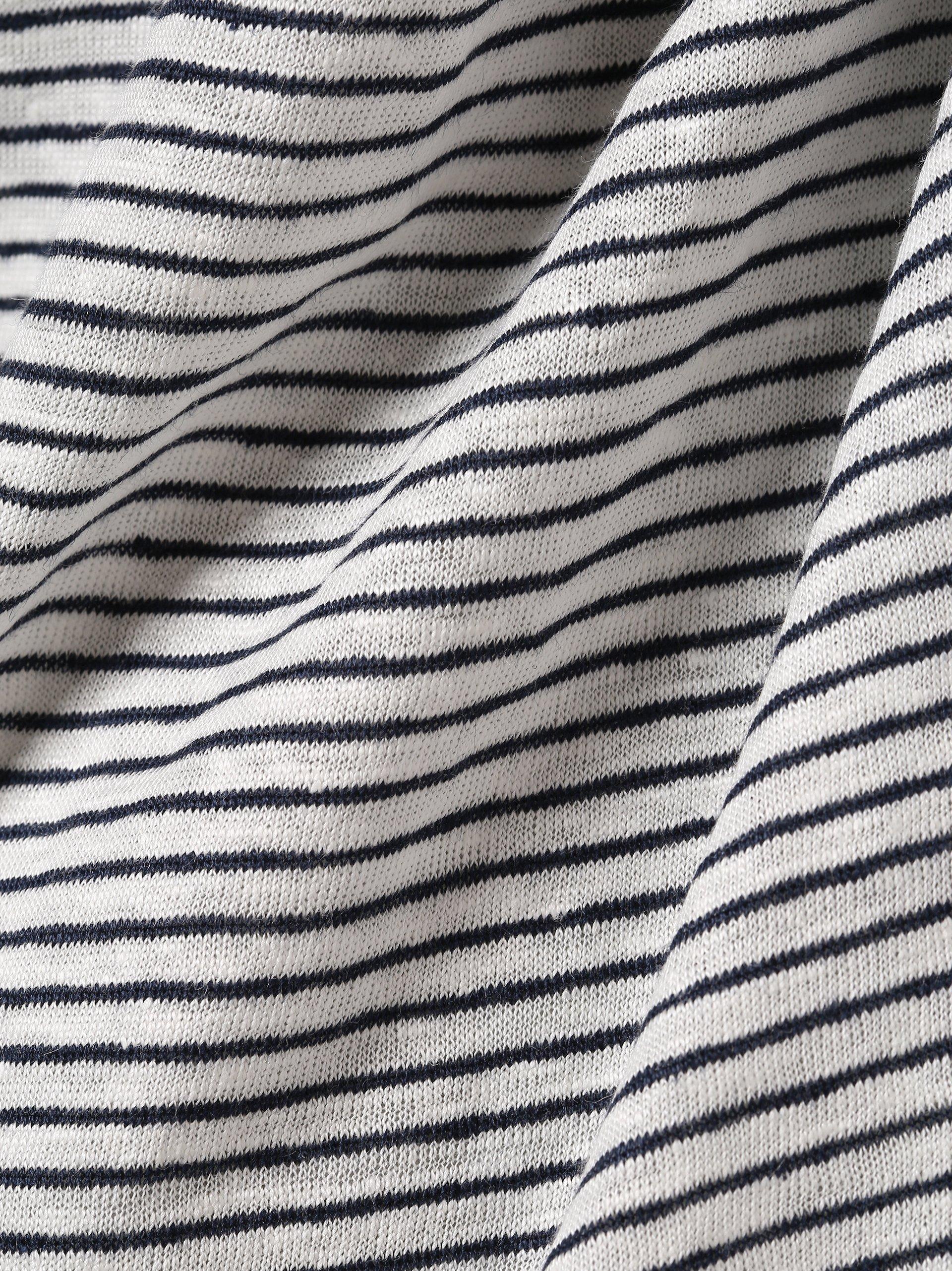Weekend MaxMara Damen T-Shirt aus Leinen