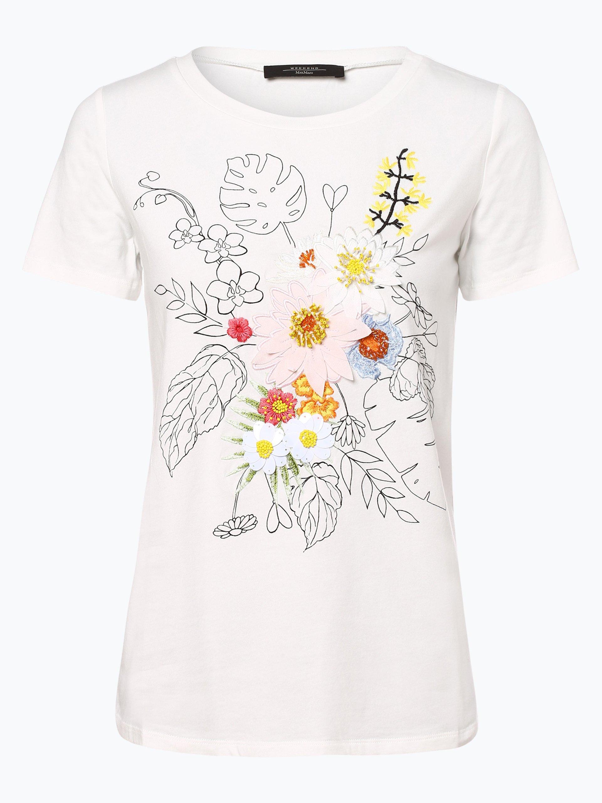 Weekend MaxMara Damen T-Shirt - Vals