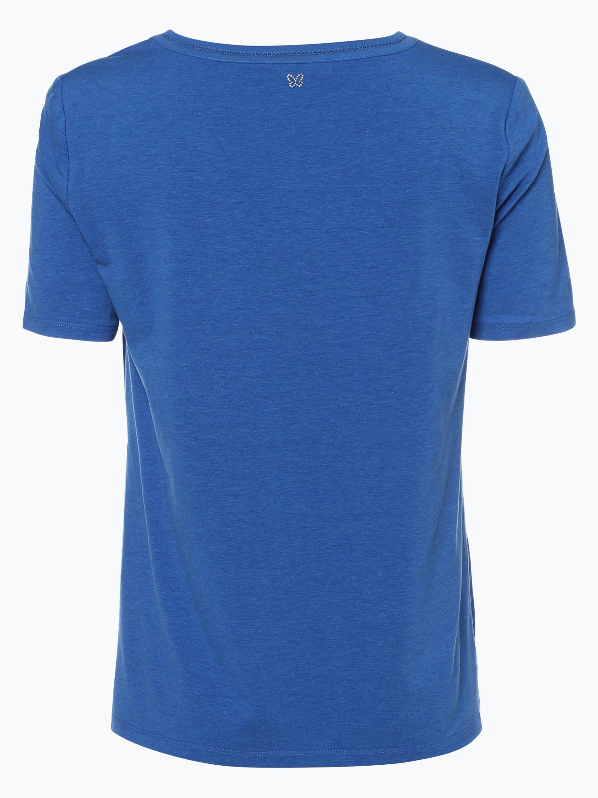 Weekend MaxMara T-shirt damski z dodatkiem jedwabiu