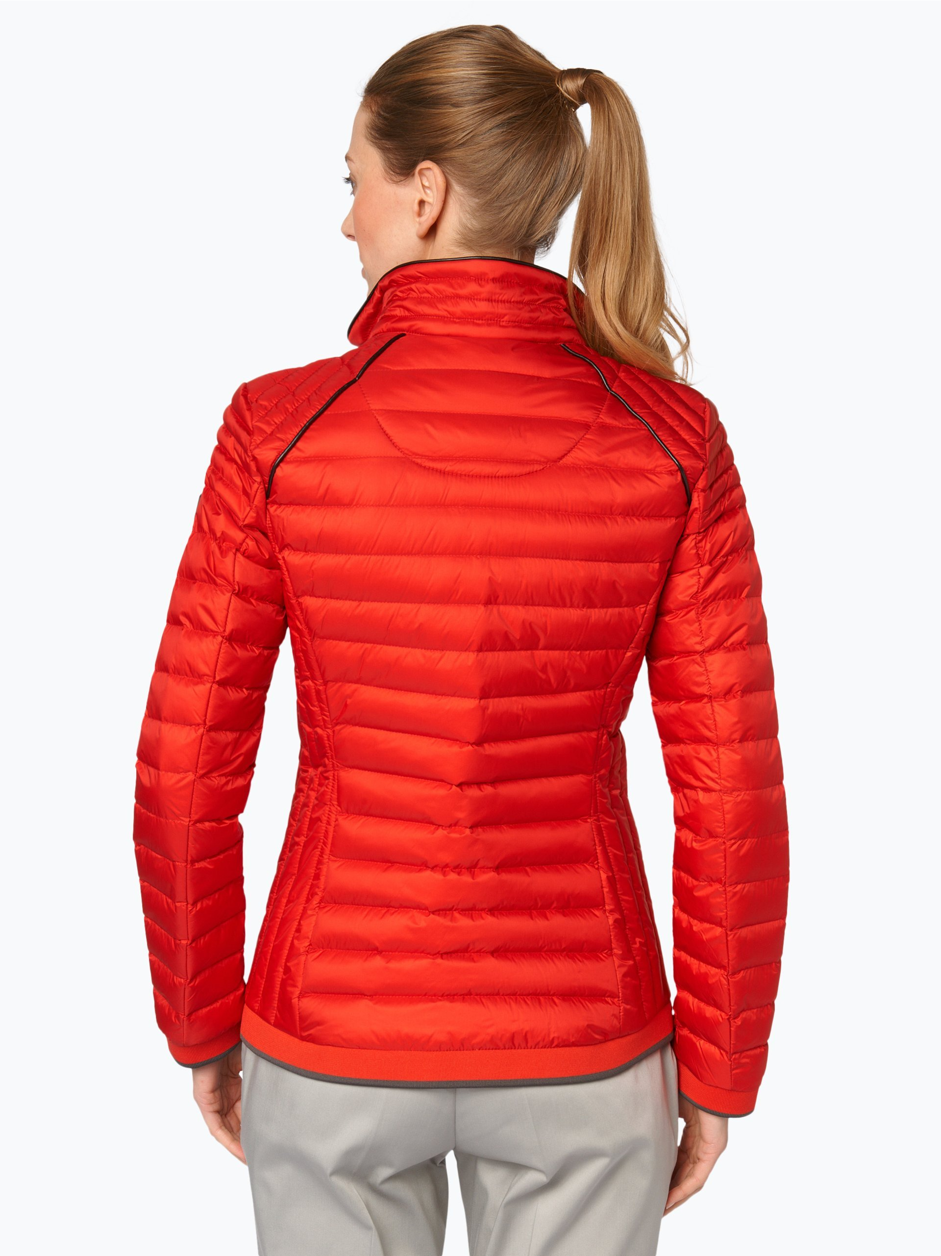 Wellensteyn steppjacke rot