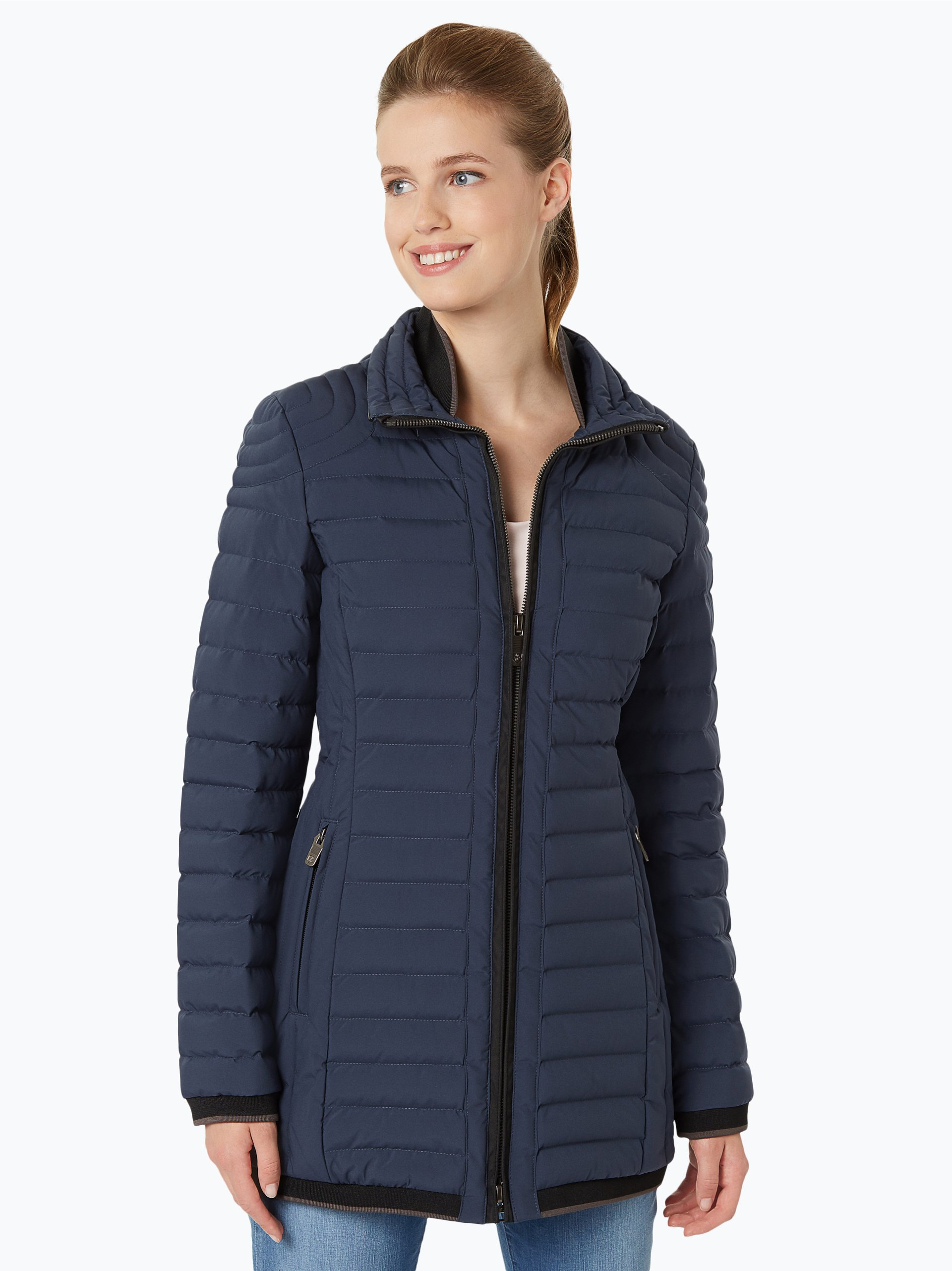 Wellensteyn Damen Funktionsjacke - Helium Medium