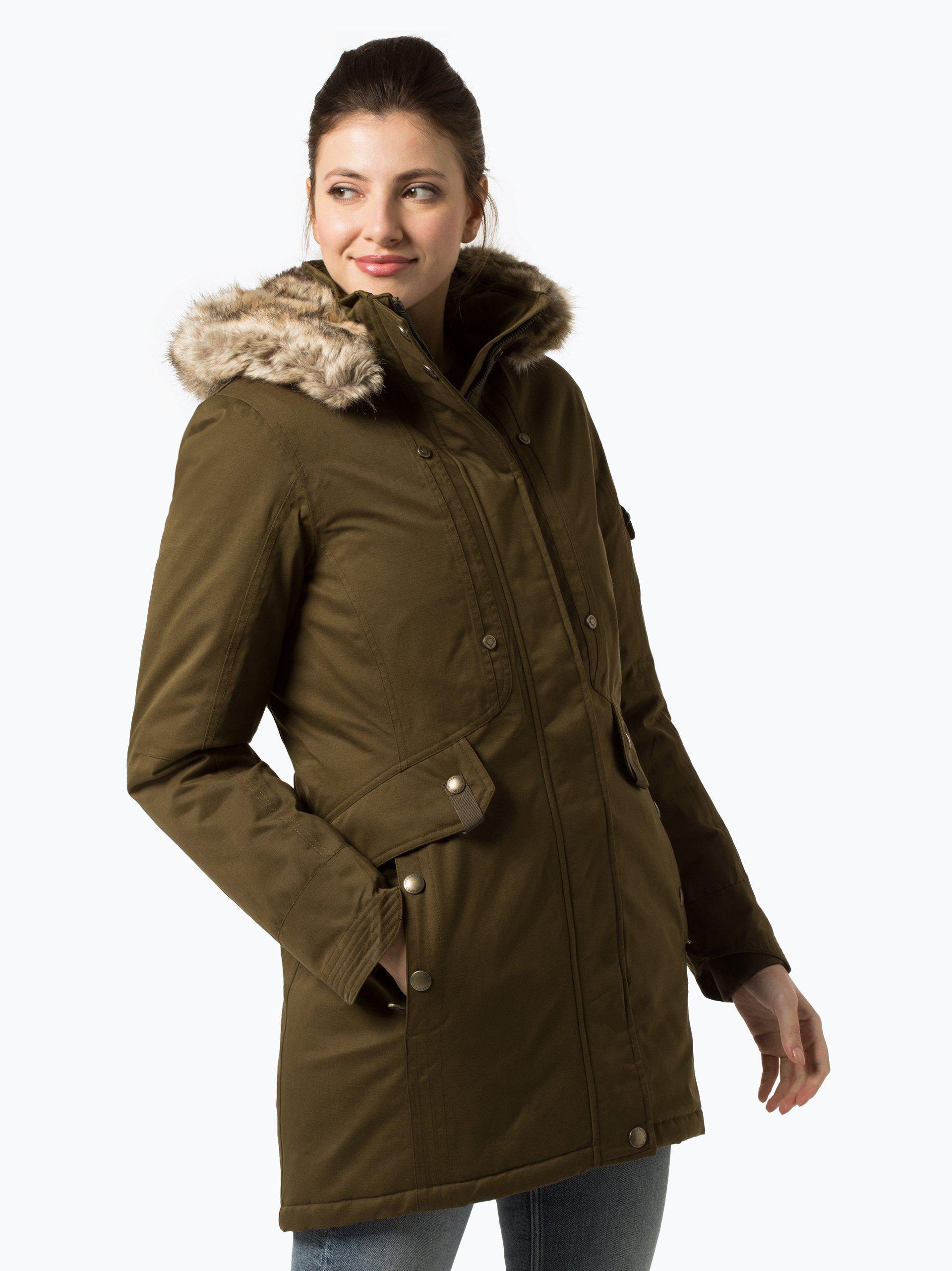 Wellensteyn Damski płaszcz funkcyjny – Meteorite Lady