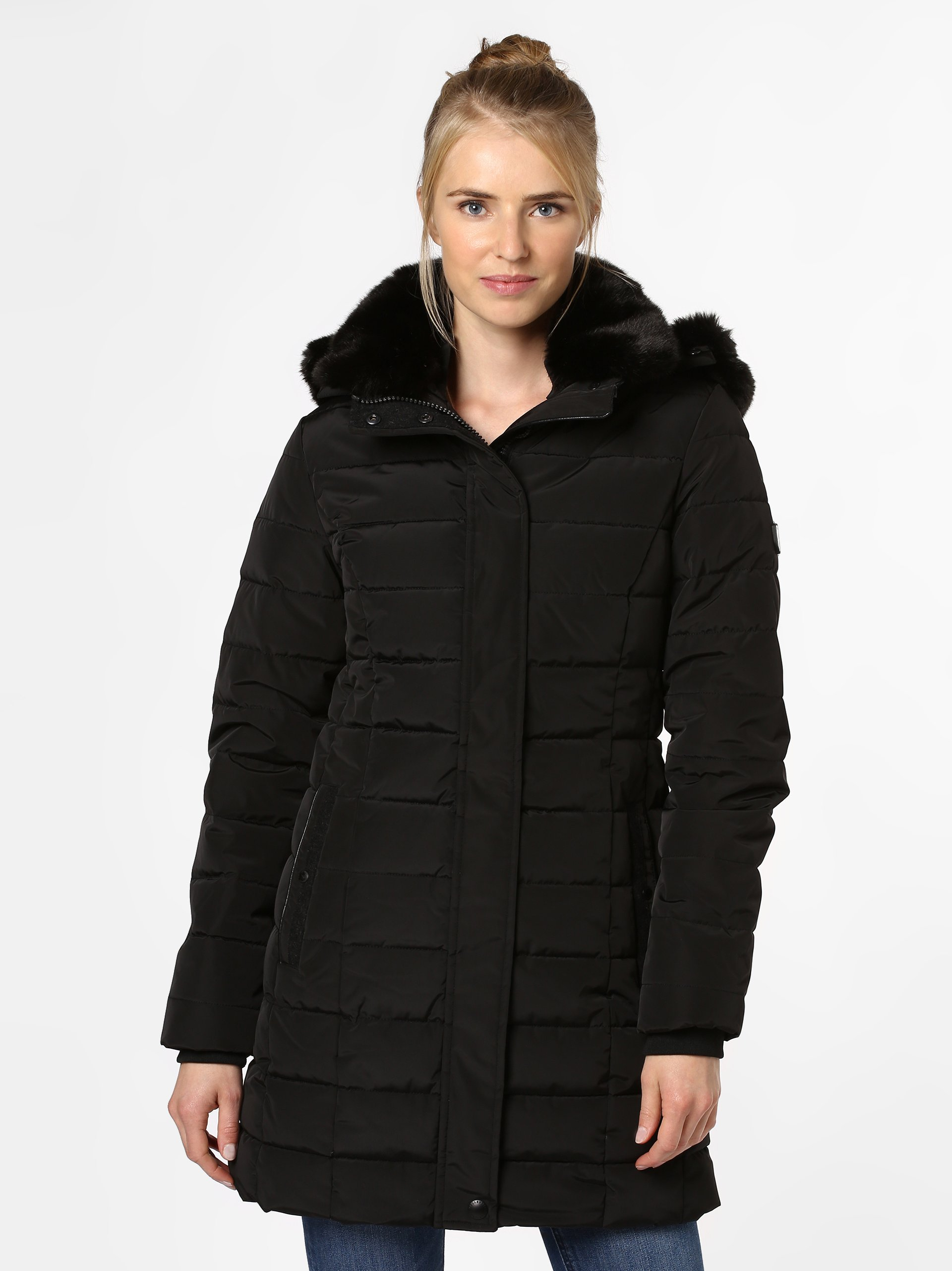 Wellensteyn Damski płaszcz funkcyjny – Santorin Long