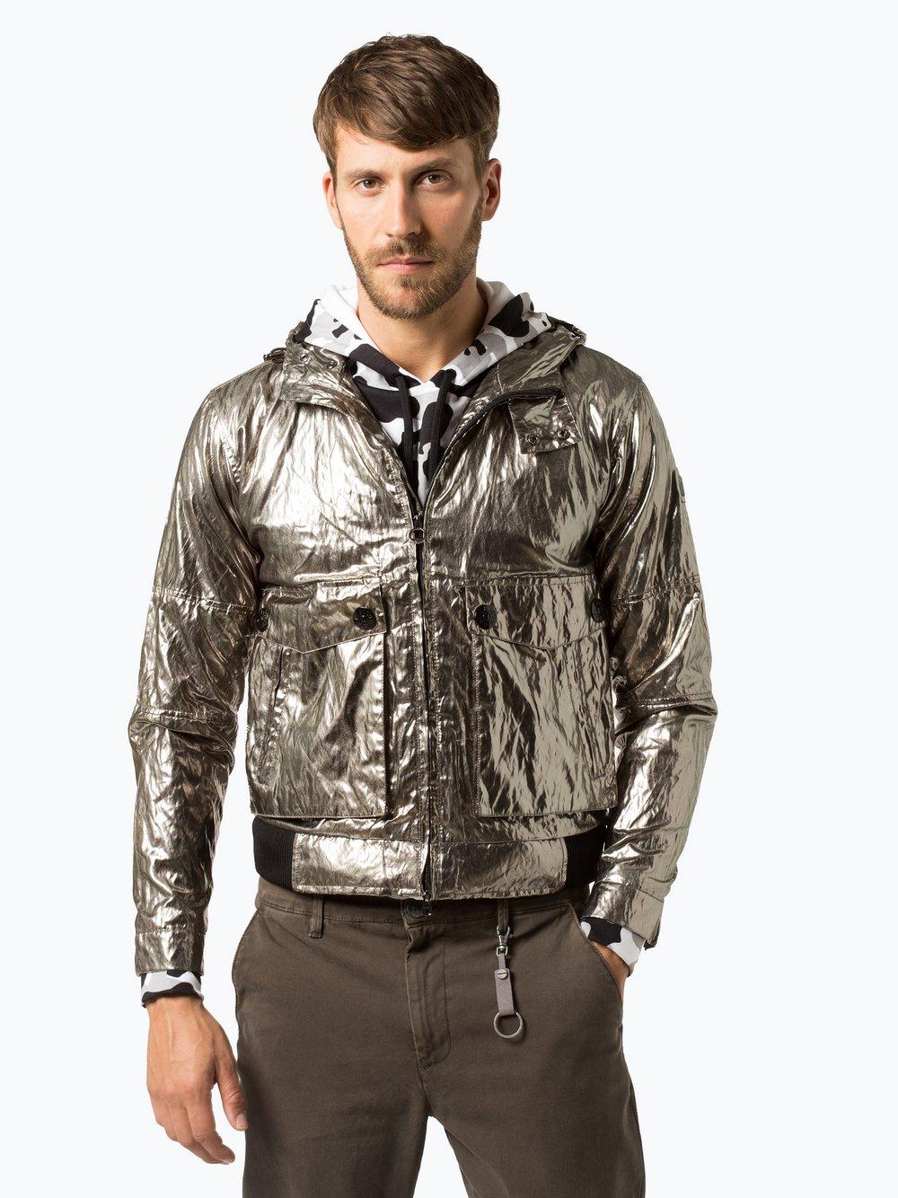 futurystyczna kurtka męska