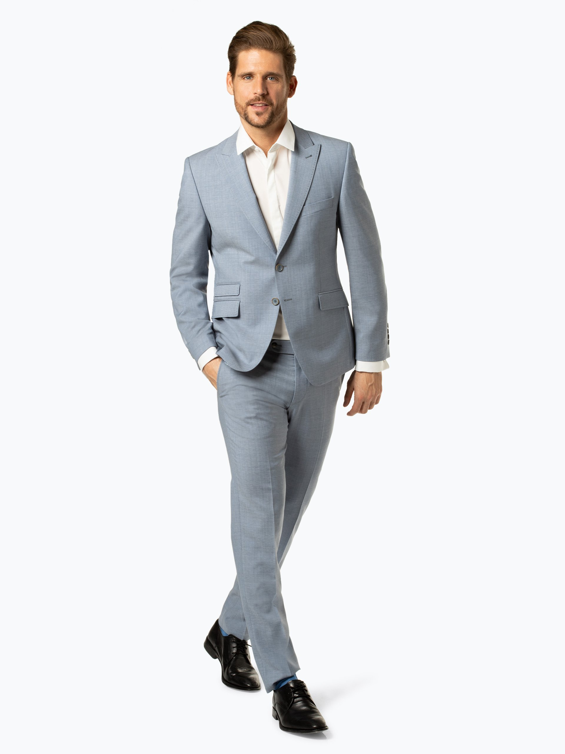 Wilvorst Męskie spodnie od garnituru modułowego
